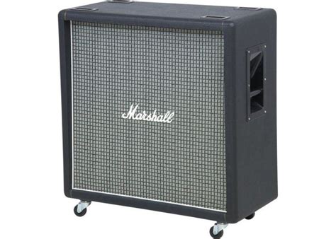 marshall and cabinet marshall 1960bx 4x12 100 watt cabinet