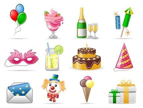 clipart compleanno free geburtstag thema symbol clipart and vector graphics