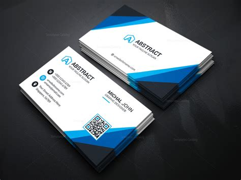 business cards for companies with template 77041 visiting card template for companies 000175 template catalog