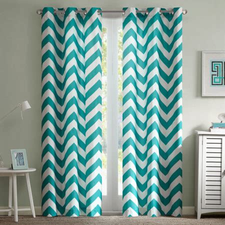 chevron window curtains hot 12 99 reg 35 chevron window curtain any size