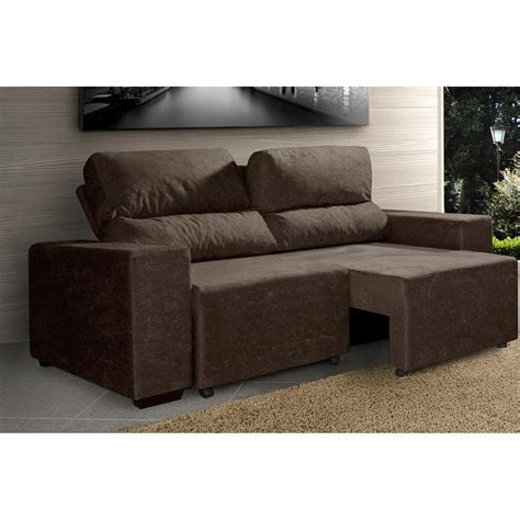 american comfort sof 225 3 lugares american comfort montana em tecido suede