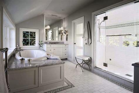 white  gray bathroom traditional bathroom toth