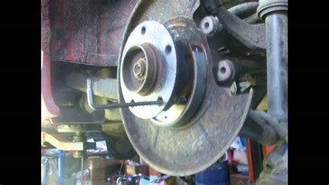 repair anti lock braking 2006 bmw 3 series electronic valve timing bmw hand brake repair e46 youtube