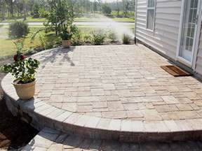 cost of patio pavers fresh stunning paver patio average cost 24222
