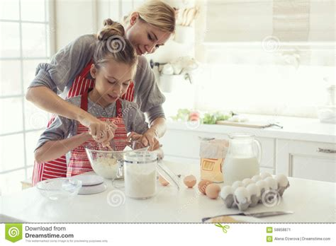 the knife mom used mother s day kitchen gifts rada blog mother and daughter are cooking stock photo image 58858871