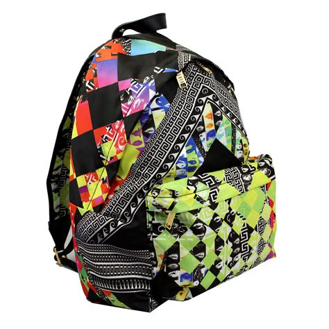 brand shop go guys versus versace backpack multi color backpack versus 2 rakuten global market