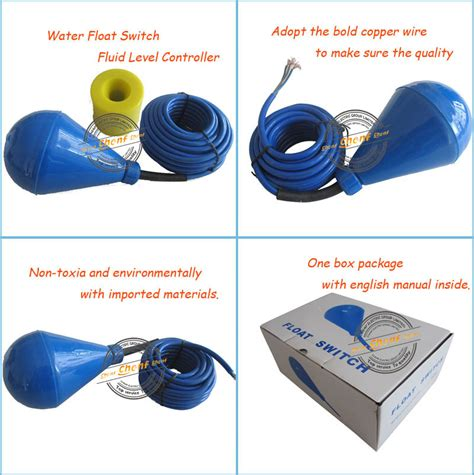 Float Switch York 5m newest water float switch liquid fluid water tank