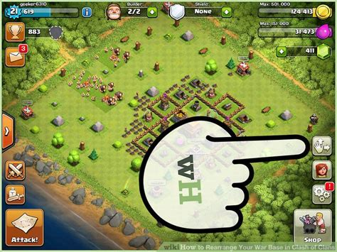 clash of clans layout editor not saving how to rearrange your war base in clash of clans 11 steps