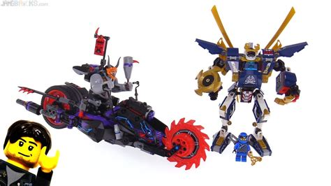 Lego Ninjago Vs lego ninjago killow vs samurai x review 70642