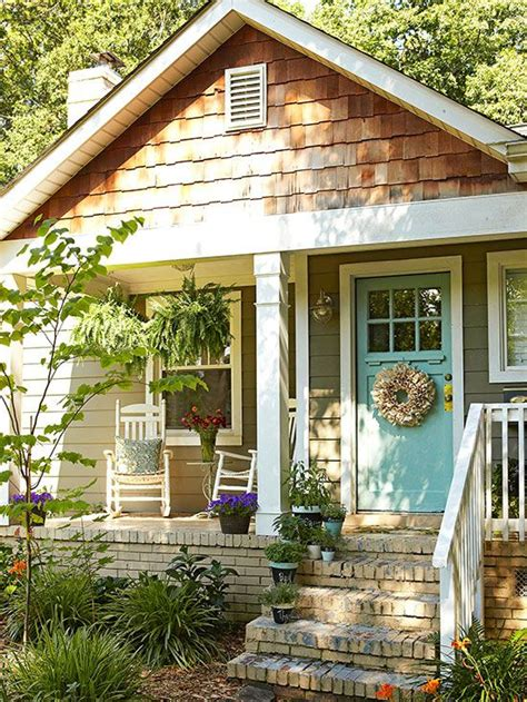 Cottage Porch by Some Sweet Cottage Styles A Cottage