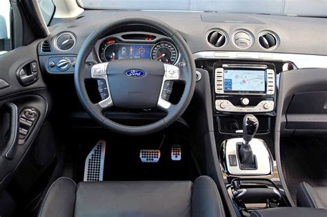 Smax Interior by Ford S Max Interior Image 13