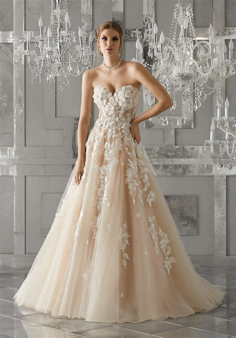 Bridal Dresses - wedding dresses bridal gowns morilee
