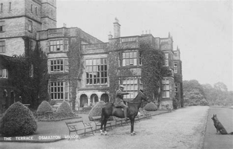 Englands Lost Country Houses Osmaston Manor