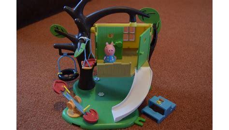 peppa pig tree house peppa pig treehouse playset sandown wightbay