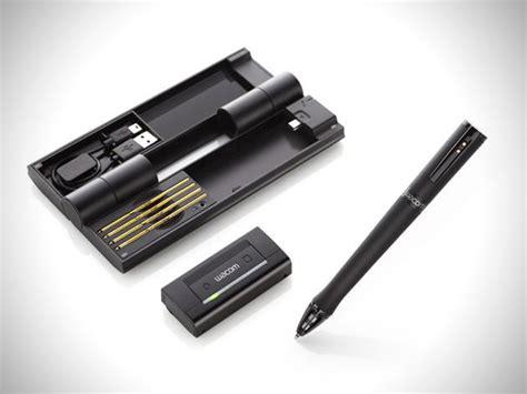 sketchbook and pen wacom inkling digital sketch pen hiconsumption
