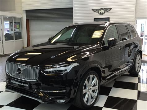 hand volvo xc   inscription dr awd geartronic  sale  scunthorpe