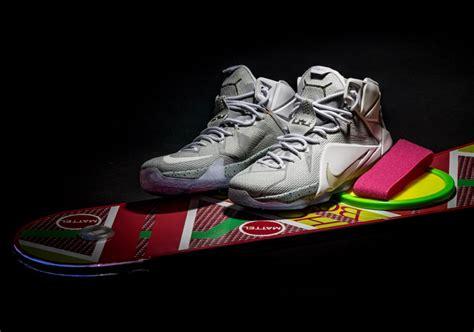 Kaos Nike Siluet 12 nike lebron 12 mag custom sneaker bar detroit