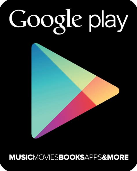Google Play Music Gift Card - 2014 holiday gift guide crackberry com