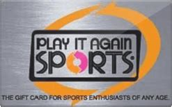 buy play it again sports gift cards raise - Play It Again Sports Gift Card