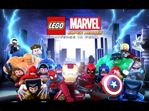 film marvel en francais lego marvel super heroes l full movie film complet