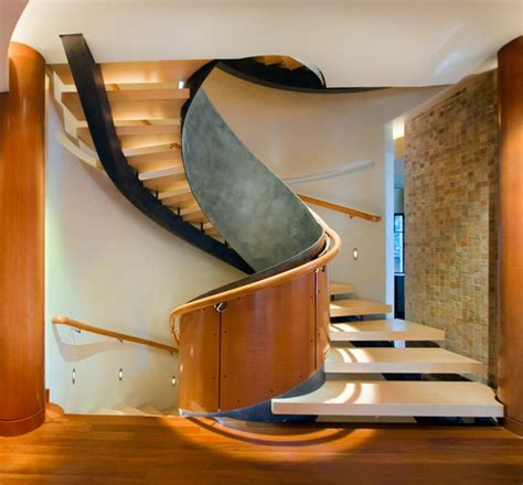 dise ar interiores escaleras de interior modernas 50 dise 241 os que marcan