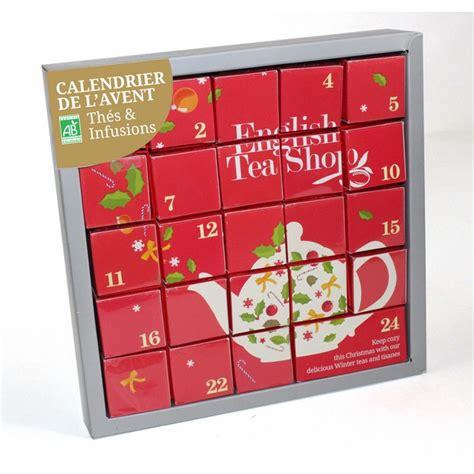 Calendrier Shop Avis Calendrier De L Avent De Th 233 S Et Infusions Bio Tea