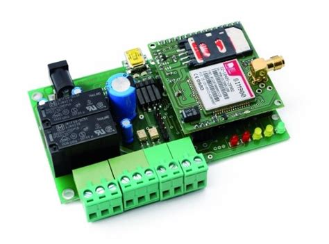 gsm remote 2 in and 2 out dtmf schematic part 2
