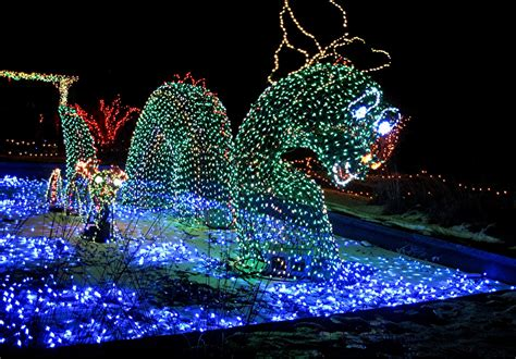 1003 gardens brookside gardens holiday light display