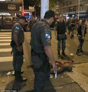 new years shooting at least 12 hurt in new year s shoot out in brazil