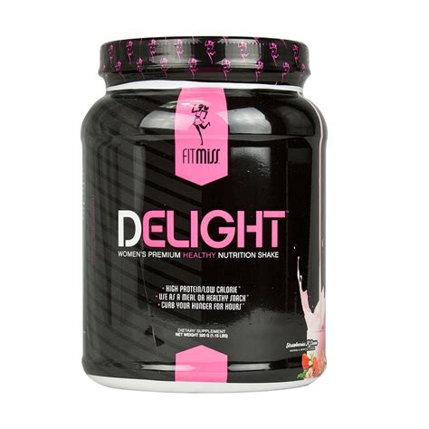 Whey Protein Untuk Wanita Fitmiss Delight Whey Protein Untuk Wanita