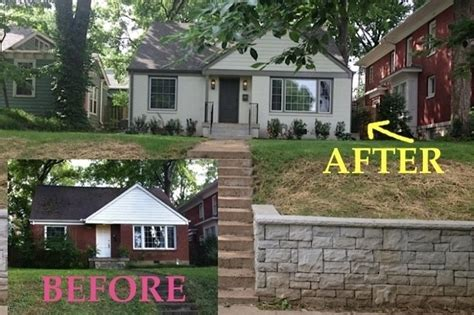 a fixer before and after