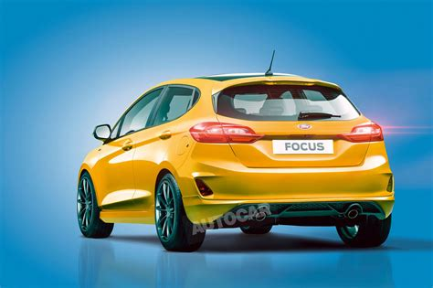 Ford Focus New Model 2018 by 275bhp Ford Focus St To 2018 Line Up Autocar