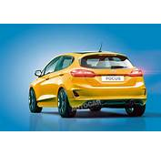 275bhp Ford Focus ST To Head 2018 Line Up  Autocar