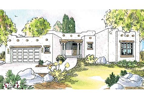 Pueblo Style House Plans by Small Pueblo Style House Plans Home Design And Style