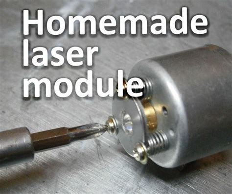 laser diode not working laser module