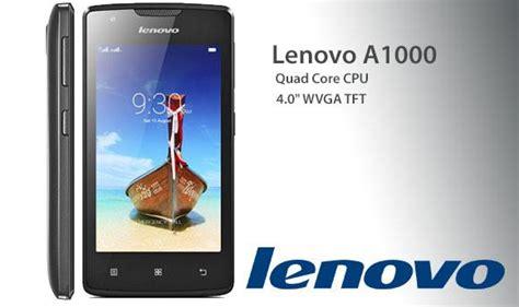 Lenovo Tipe A1000 lenovo a1000 specs and price guruslodge