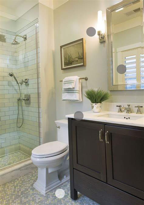 small guest bathrooms ideas  pinterest small