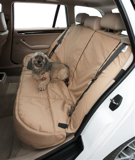 seat protector for dogs canine covers custom rear seat protector cover cross