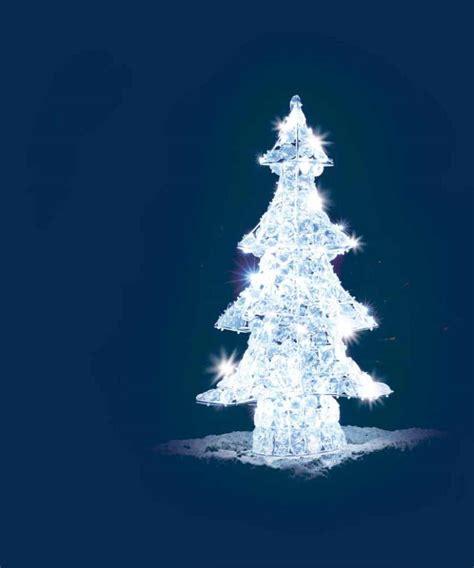 illuminazione di natale albero di natale luminoso 120 led xledacptrd120h