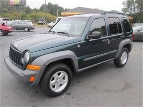 2005 Jeep Liberty Turbo Diesel Sell Used 2005 Jeep Liberty Sport 4x4 2 8 Liter Turbo