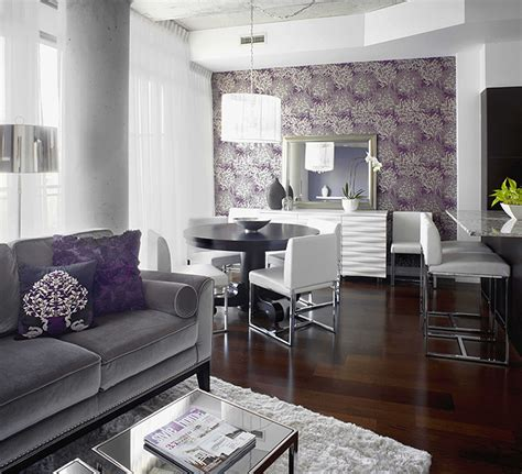 modern living room purple couch interior design interior architecture designs stylish modern style