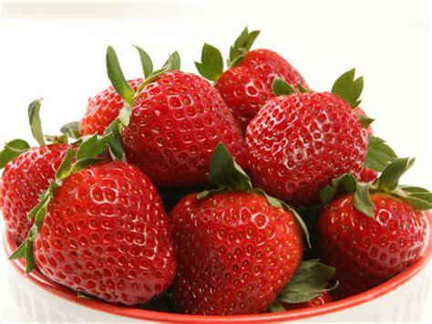 gambar buah strawberry gambar gratis