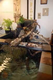 Indoor Pond Diy Indoor Fish Pond Tank Terrors