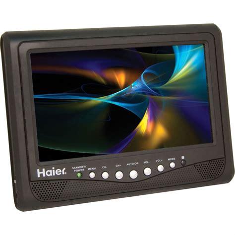 Tv Digital Mini haier 7 inch mini portable tv with digital tv atsc clear qam tuner refurbished