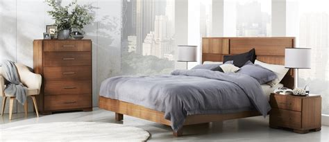 Vancouver Bed Frame Vancouver Bed Frame W Floating Foot Bedroom Furniture Forty Winks