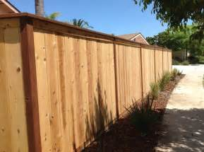 Types Of Wood Fences For Backyard by Wood Fence Pros Amp Cons Landscaping Network