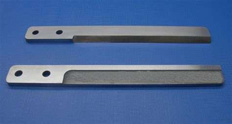carbide knife carbide knives and tungsten carbide tipped shear blades