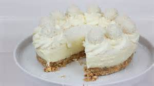 kuchen ohne backen raffaello torte ohne backen rezepte chefkoch de