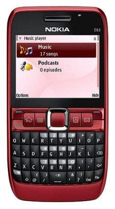 fb nokia e63 nokia e63 firmware updated to version 411 21 001