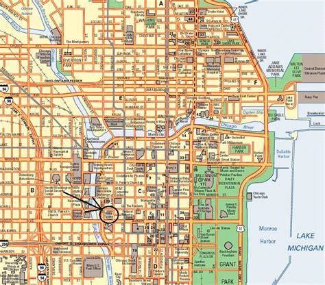where is willis on a map willis tower chicago pictures and information